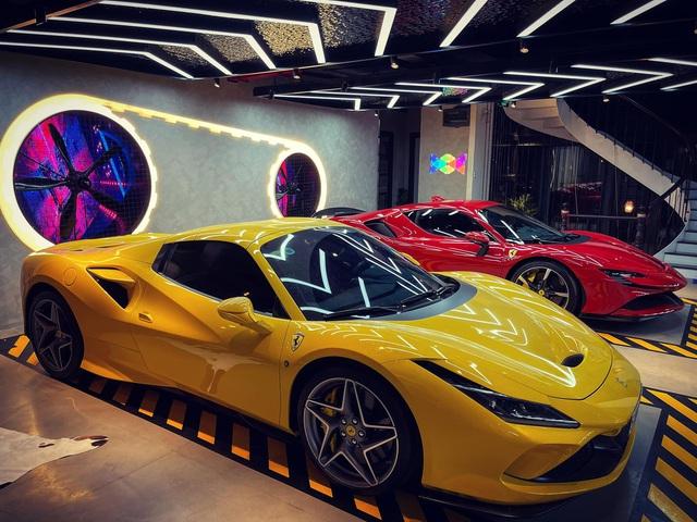 Ferrari SF90 Stradale thứ hai về Việt Nam đã có chủ, chung garage với một chiếc siêu xe đình đám không kém - Ảnh 2.