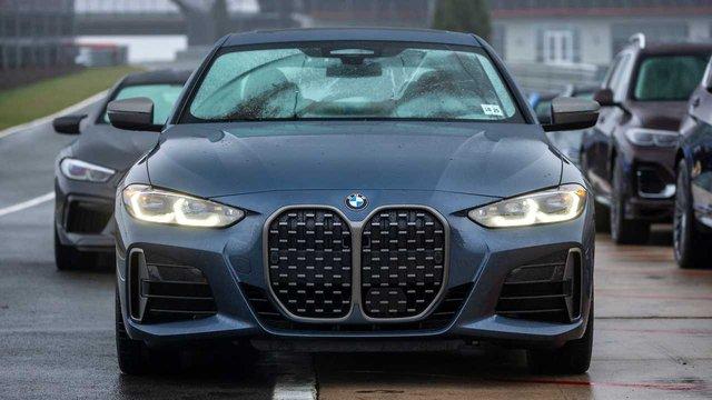 Bị chê lưới tản nhiệt quá to, BMW nói không cần làm hài lòng tất cả mọi người - Ảnh 1.