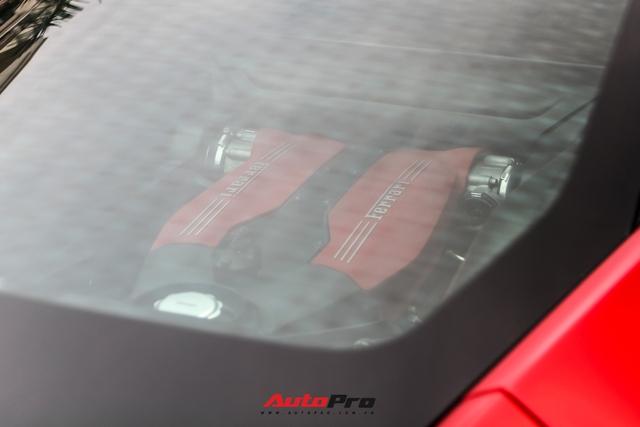 Ferrari 488 GTB từng của Nguyễn Quốc Cường bất ngờ xuất hiện tại Sài Gòn với diện mạo mới lạ - Ảnh 6.