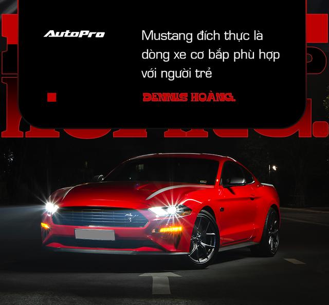 2k Hà thành đánh giá Ford Mustang: Có những thứ không bằng xe phổ thông nhưng trải nghiệm xứng đáng từng xu - Ảnh 2.