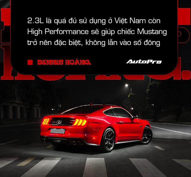 2k Hà thành đánh giá Ford Mustang: Có những thứ không bằng xe phổ thông nhưng trải nghiệm xứng đáng từng xu - Ảnh 3.