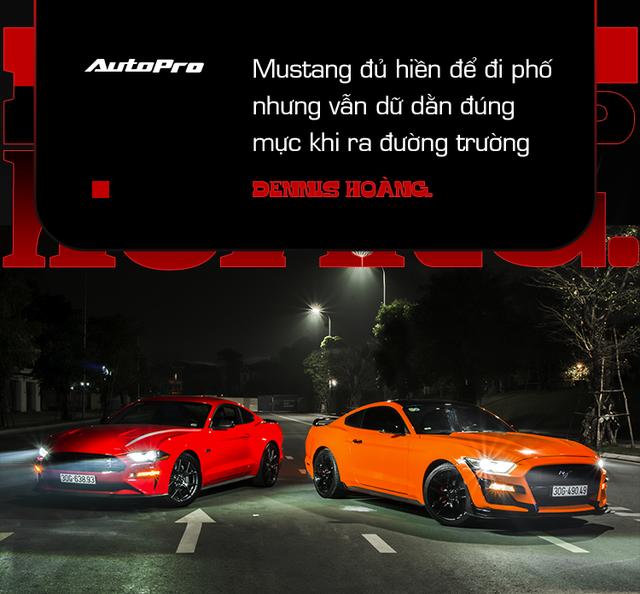 2k Hà thành đánh giá Ford Mustang: Có những thứ không bằng xe phổ thông nhưng trải nghiệm xứng đáng từng xu - Ảnh 4.