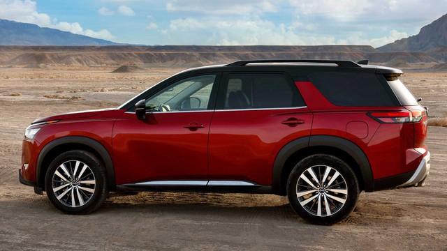 Ra mắt Nissan Pathfinder 2021: X-Trail phóng to 8 chỗ ngồi, giá quy đổi từ 740 triệu, đấu Ford Explorer - Ảnh 5.