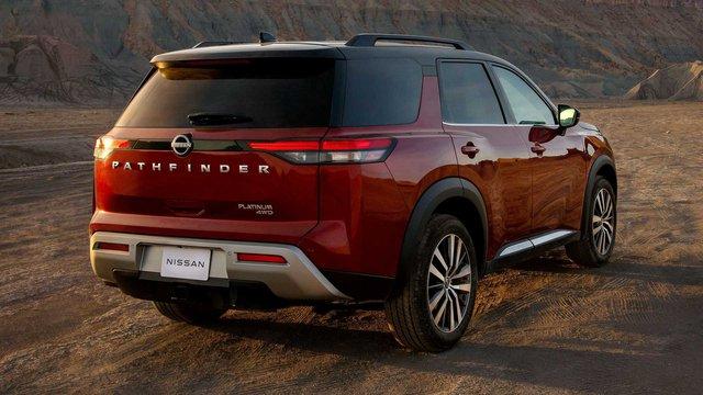 Ra mắt Nissan Pathfinder 2021: X-Trail phóng to 8 chỗ ngồi, giá quy đổi từ 740 triệu, đấu Ford Explorer - Ảnh 3.