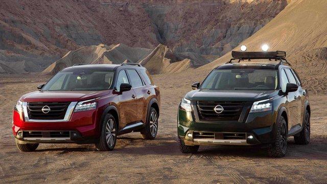 Ra mắt Nissan Pathfinder 2021: X-Trail phóng to 8 chỗ ngồi, giá quy đổi từ 740 triệu, đấu Ford Explorer - Ảnh 1.