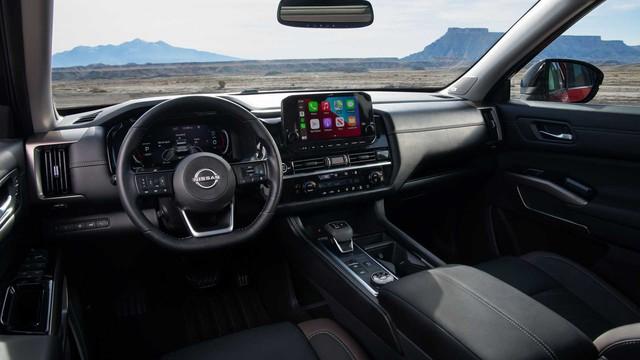 Ra mắt Nissan Pathfinder 2021: X-Trail phóng to 8 chỗ ngồi, giá quy đổi từ 740 triệu, đấu Ford Explorer - Ảnh 6.