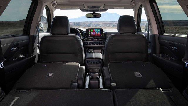 Ra mắt Nissan Pathfinder 2021: X-Trail phóng to 8 chỗ ngồi, giá quy đổi từ 740 triệu, đấu Ford Explorer - Ảnh 9.