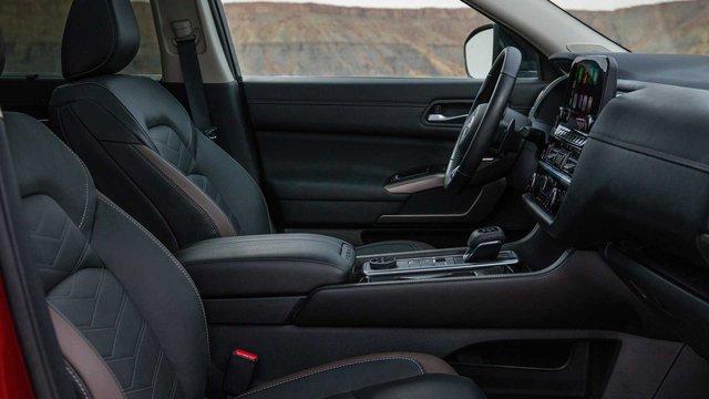 Ra mắt Nissan Pathfinder 2021: X-Trail phóng to 8 chỗ ngồi, giá quy đổi từ 740 triệu, đấu Ford Explorer - Ảnh 8.