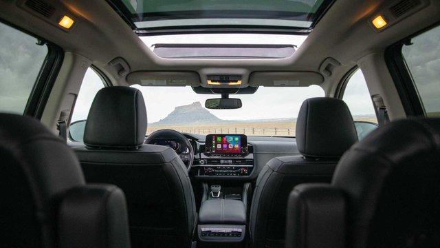 Ra mắt Nissan Pathfinder 2021: X-Trail phóng to 8 chỗ ngồi, giá quy đổi từ 740 triệu, đấu Ford Explorer - Ảnh 10.