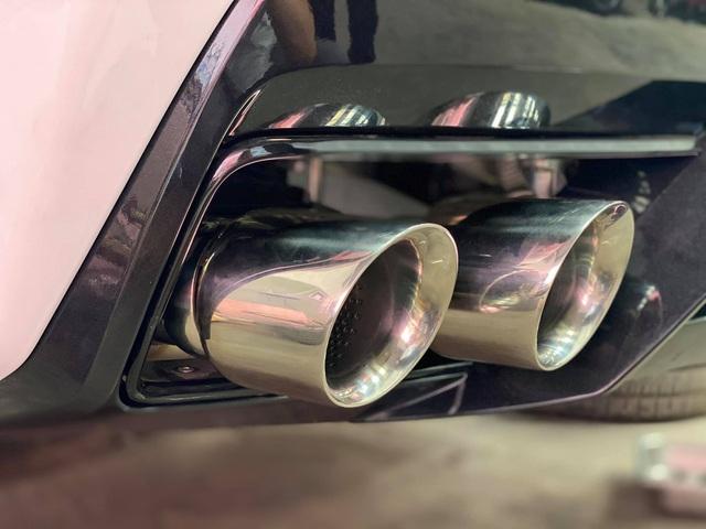 Chevrolet Corvette C8 Stingray hàng độc của đại gia Cần Thơ nâng cấp đồ chơi mới trị giá cả trăm triệu đồng - Ảnh 1.