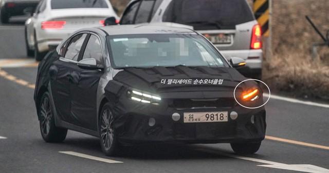 Đây có thể là hình ảnh chính thức của Kia Cerato 2022: Sang hơn, chờ ngày THACO lắp ráp tại Việt Nam - Ảnh 2.
