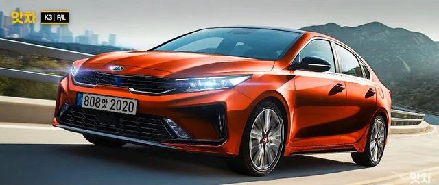 Xem trước Kia Cerato 2022 ra mắt sau Tết: Đẹp và sang hơn, đối đầu Hyundai Elantra và Honda Civic - Ảnh 2.