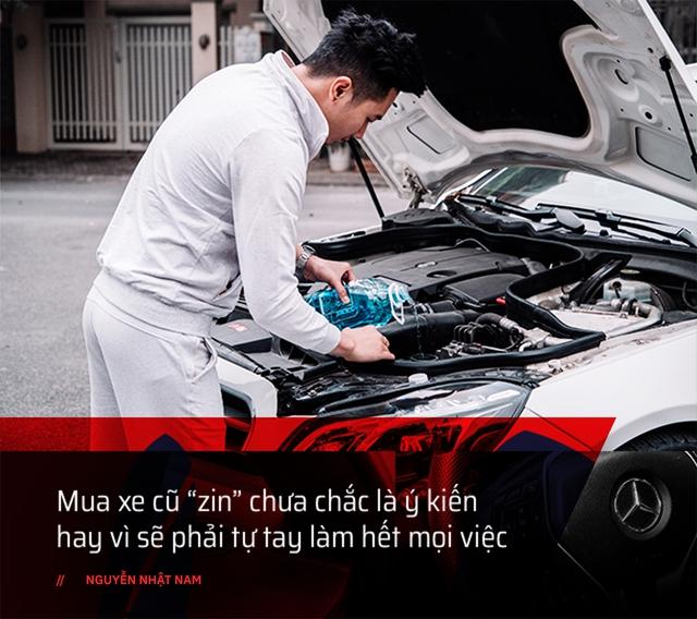 Bán Mazda6 vừa mua để tậu Mercedes cũ, người dùng chia sẻ: 'Chơi xe Đức cũ cần tiền dự phòng và đừng mong mua được xe zin' - Ảnh 10.