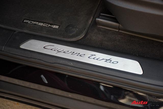Ngắm Porsche Cayenne Turbo 2020 vừa về Việt Nam: SUV giá hơn 10 tỷ đồng cho đại gia thích tốc độ - Ảnh 11.