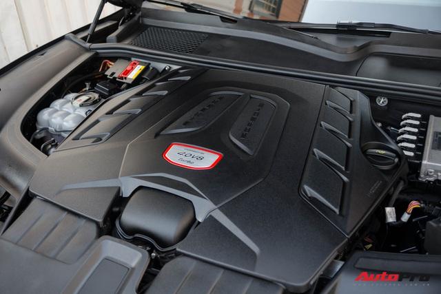 Ngắm Porsche Cayenne Turbo 2020 vừa về Việt Nam: SUV giá hơn 10 tỷ đồng cho đại gia thích tốc độ - Ảnh 12.
