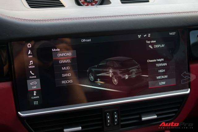 Ngắm Porsche Cayenne Turbo 2020 vừa về Việt Nam: SUV giá hơn 10 tỷ đồng cho đại gia thích tốc độ - Ảnh 7.