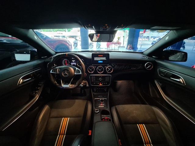 Mercedes-Benz CLA 45 AMG Shooting Brake độc nhất Việt Nam rao bán: Rẻ như Honda Accord, chỉ chạy 8.000km/năm - Ảnh 5.