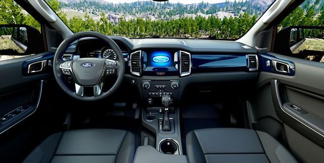 Ford Everest Sport 2021 ra mắt giá 1,1 tỷ đồng: Phiên bản mới đe nẹt doanh số Toyota Fortuner, Mitsubishi Pajero Sport - Ảnh 3.