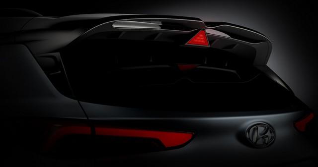 Hyundai Kona N cho dân mê tốc độ hé lộ hé lộ nhiều chi tiết như xe đua, có chế độ phấn khích giống trên xe Porsche - Ảnh 2.