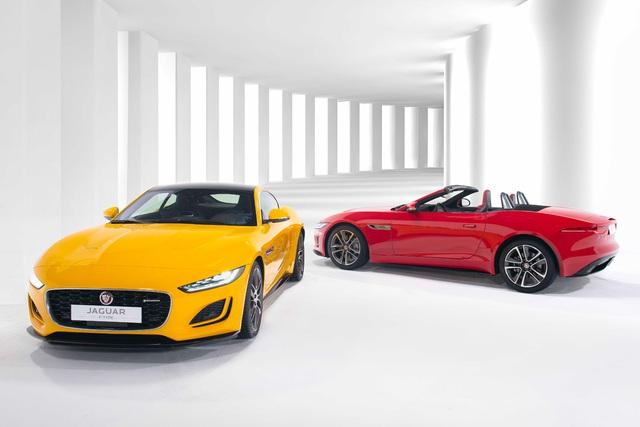 Jaguar F-Type 2021 giá từ hơn 5,6 tỷ tại Việt Nam: Thiết kế mới, bản cao nhất chênh gần 10 tỷ, động cơ mạnh ngang Lamborghini Huracan - Ảnh 2.