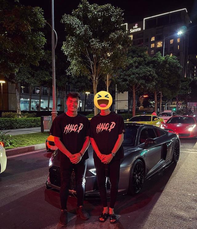 Dàn siêu xe của Evo Team đổ bộ lên Đà Lạt, thủ môn Bùi Tiến Dũng cũng góp mặt - Ảnh 2.