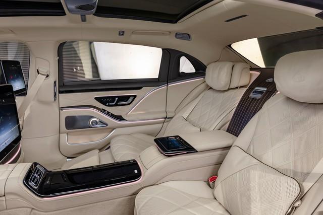 Mercedes-Maybach S-Class thế hệ mới rẻ nhất cũng ngang một căn nhà, ngang Bentley Flying Spur - Ảnh 5.