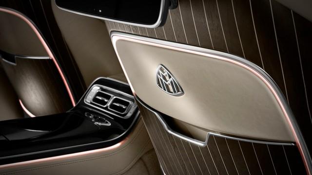 Mercedes-Maybach S-Class thế hệ mới rẻ nhất cũng ngang một căn nhà, ngang Bentley Flying Spur - Ảnh 6.