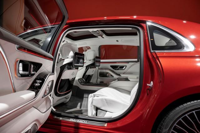 Mercedes-Maybach S-Class thế hệ mới rẻ nhất cũng ngang một căn nhà, ngang Bentley Flying Spur - Ảnh 7.