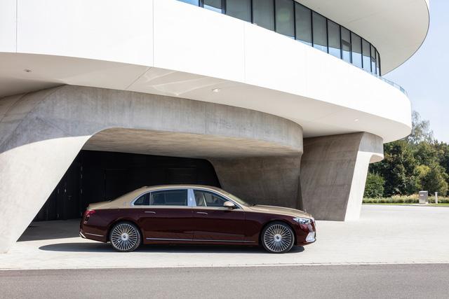 Mercedes-Maybach S-Class thế hệ mới rẻ nhất cũng ngang một căn nhà, ngang Bentley Flying Spur - Ảnh 2.