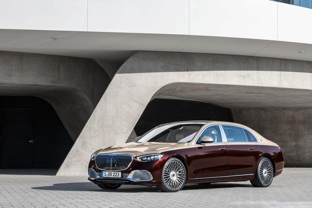 Mercedes-Maybach S-Class thế hệ mới rẻ nhất cũng ngang một căn nhà, ngang Bentley Flying Spur - Ảnh 1.