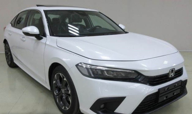 Honda Civic 2021 lần đầu lộ diện trần trụi trên đường phố: Lột xác thiết kế, chờ ngày về Việt Nam - Ảnh 1.