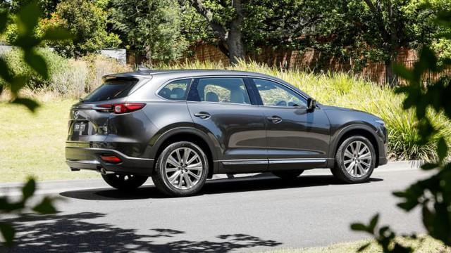 Hàng chính hãng bị khai tử, Mazda CX-9 nhập tư chào hàng khách Việt với giá 4 tỷ đồng ngang ngửa Volvo XC90 - Ảnh 3.
