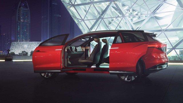 SUV điện dự kiến bán chạy nhất thế giới Volkswagen ID.6 chốt ngày ra mắt - Ảnh 2.