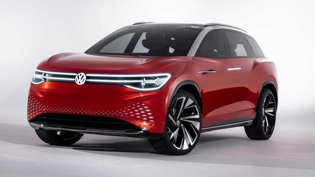 SUV điện dự kiến bán chạy nhất thế giới Volkswagen ID.6 chốt ngày ra mắt - Ảnh 1.