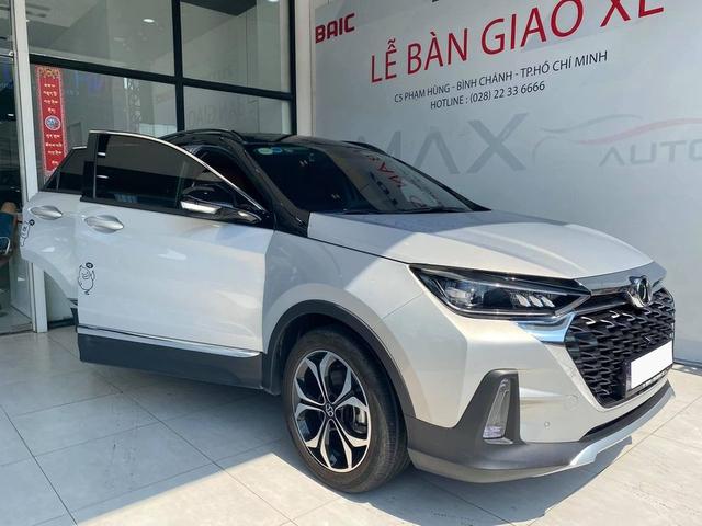 Bán xe sau chỉ 16.000km, chủ nhân SUV Trung Quốc BAIC X55 tâm sự: 'Chia tay trong nước mắt' - Ảnh 3.