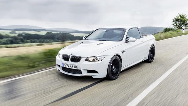 BMW làm bán tải là có thật, thậm chí còn là M3 với tốc độ tối đa 240km/h - Ảnh 2.