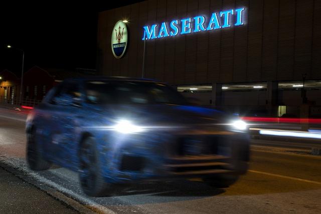Đây là những điều cần biết về Maserati Grecale sắp ra mắt đối đầu Porsche Macan? - Ảnh 1.