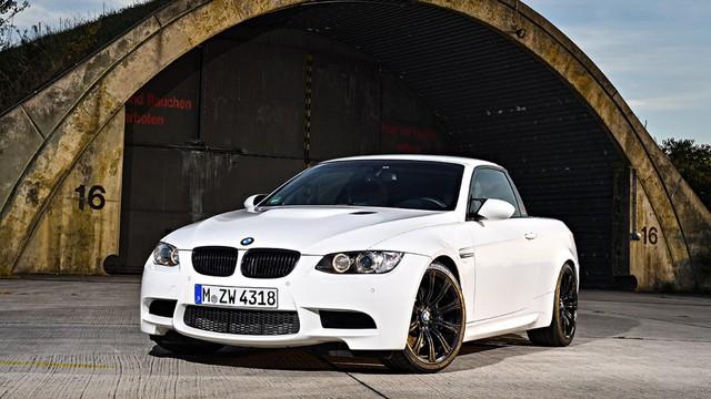 BMW làm bán tải là có thật, thậm chí còn là M3 với tốc độ tối đa 240km/h - Ảnh 6.
