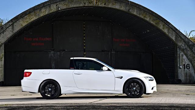 BMW làm bán tải là có thật, thậm chí còn là M3 với tốc độ tối đa 240km/h - Ảnh 7.