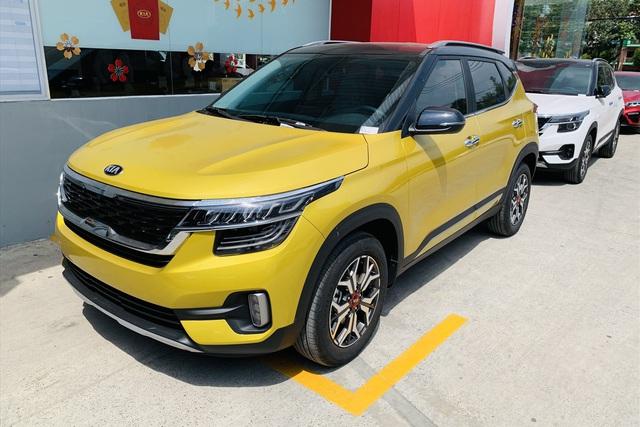 4 mẫu xe tân vương doanh số tại Việt Nam đầu năm 2021: Sorento gây bất ngờ - Ảnh 5.