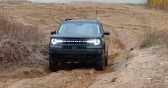 Đừng tin vào quảng cáo: Ford Bronco Sport quá tải khi off-road - Ảnh 2.