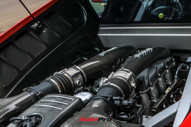 Ferrari F430 Scuderia từng của doanh nhân Hải Phòng lộ diện sau hơn 3 tháng nằm showroom - Ảnh 9.