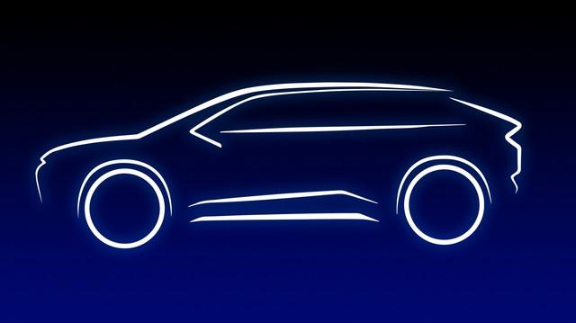 Toyota sẵn sàng SUV cỡ trung mới cho triển lãm Thượng Hải - Ảnh 1.