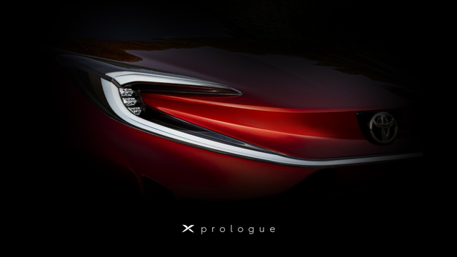 Toyota sẵn sàng SUV cỡ trung mới cho triển lãm Thượng Hải - Ảnh 2.