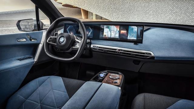 Công bố chi tiết BMW iX - SUV chủ lực mới, giá quy đổi từ 1,8 tỷ đồng - Ảnh 2.