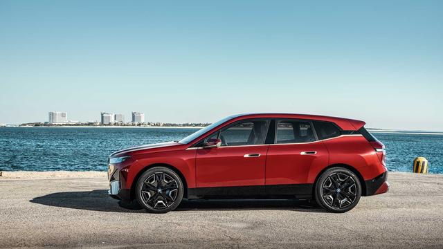 Công bố chi tiết BMW iX - SUV chủ lực mới, giá quy đổi từ 1,8 tỷ đồng - Ảnh 1.