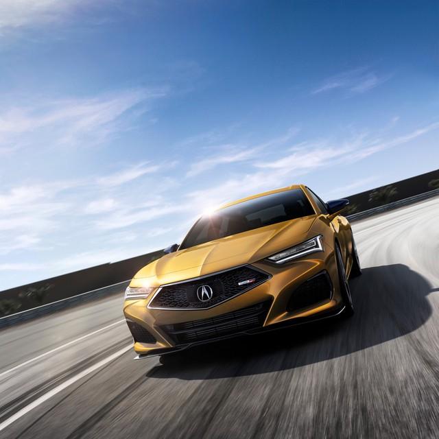 Acura TLX Type S sắp trở lại có giá quy đổi 1,1 tỷ, trang bị động cơ mới đấu BMW 3-Series - Ảnh 1.