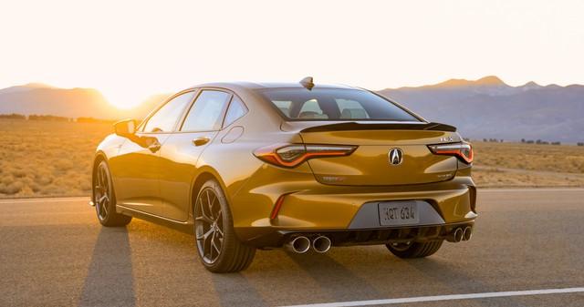Acura TLX Type S sắp trở lại có giá quy đổi 1,1 tỷ, trang bị động cơ mới đấu BMW 3-Series - Ảnh 2.
