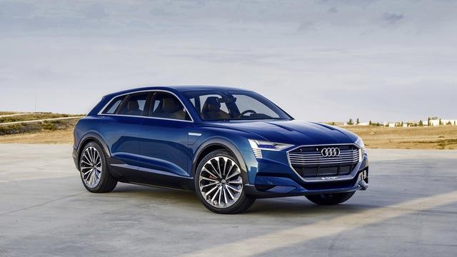Audi Q6 chốt lịch ra mắt: Anh em với Porsche Macan, dùng động cơ điện - Ảnh 1.