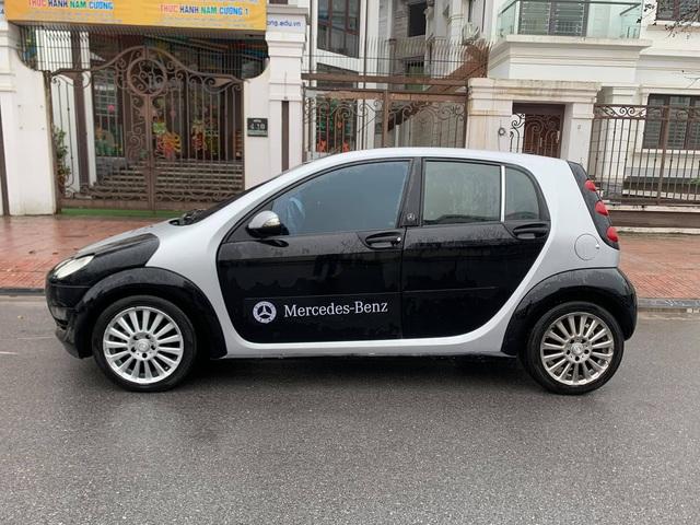 Xe nhỏ hàng hiếm nhà Mercedes-Benz bán lại với giá rẻ hơn Honda SH cả chục triệu đồng - Ảnh 2.